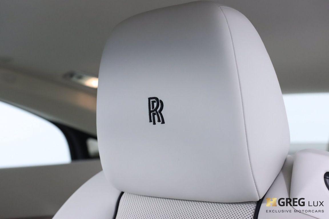 2016 Rolls Royce Wraith  #31