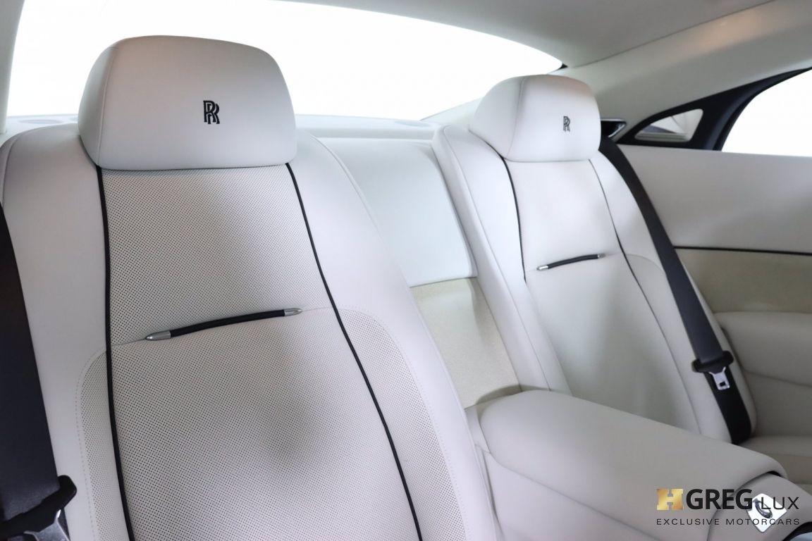 2016 Rolls Royce Wraith  #37