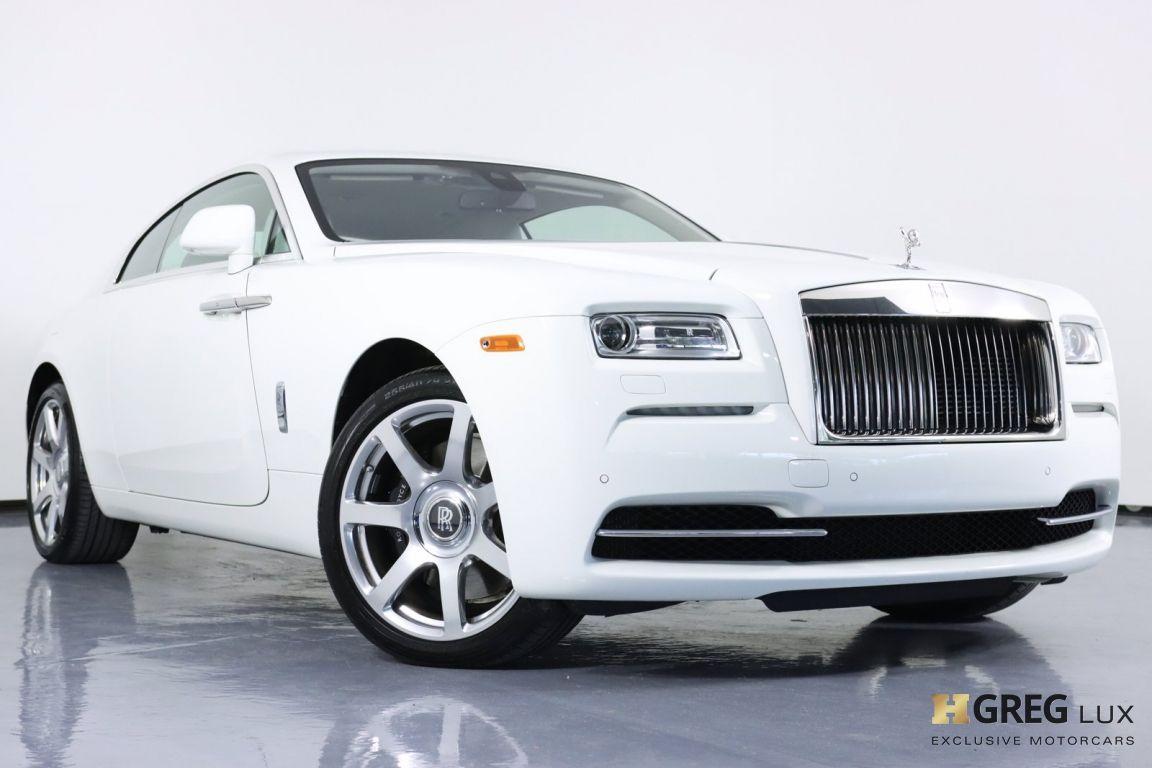 2016 Rolls Royce Wraith  #30