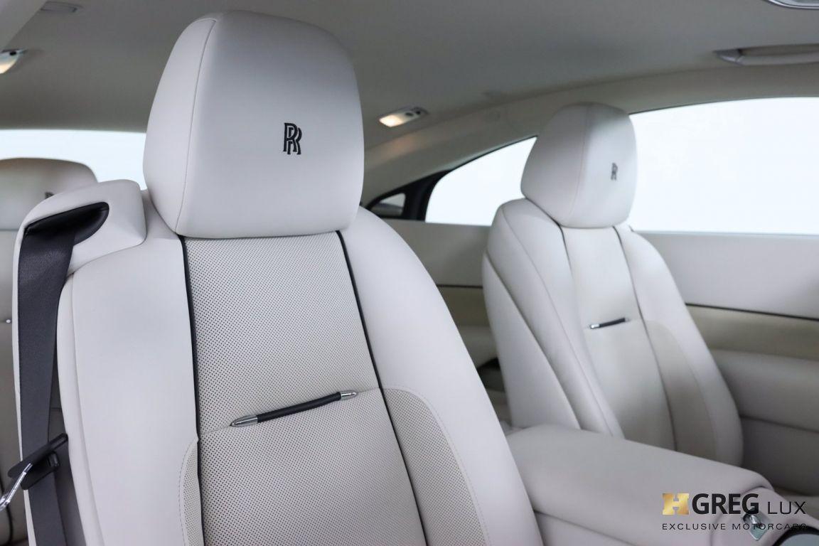 2016 Rolls Royce Wraith  #35