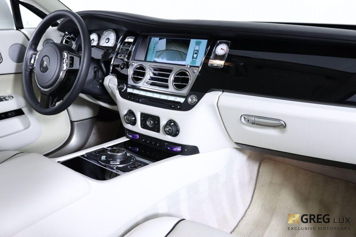 2016 Rolls Royce Wraith  #59