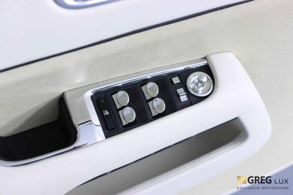 2016 Rolls Royce Wraith  #40