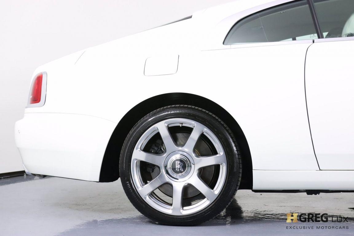2016 Rolls Royce Wraith  #15