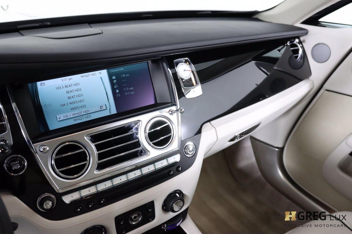 2016 Rolls Royce Wraith  #42