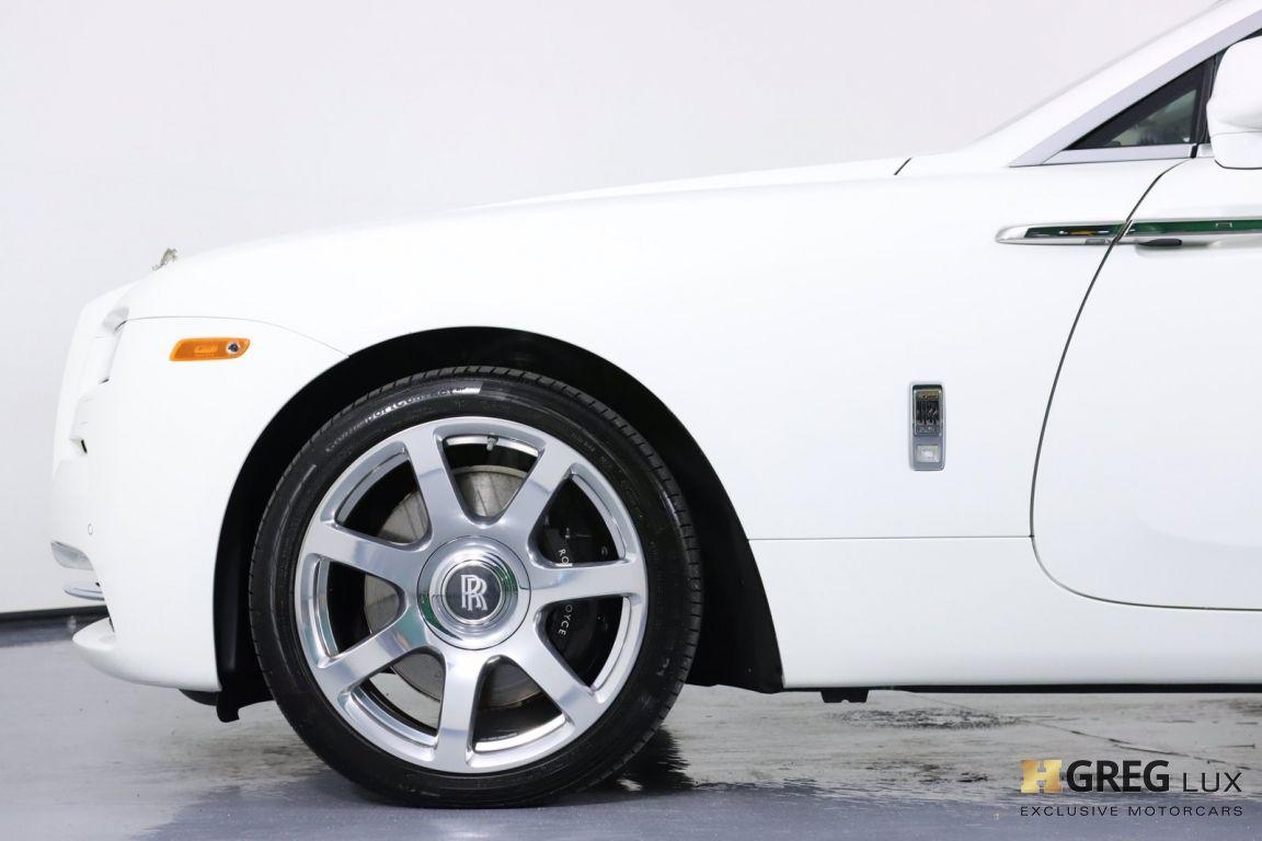 2016 Rolls Royce Wraith  #24