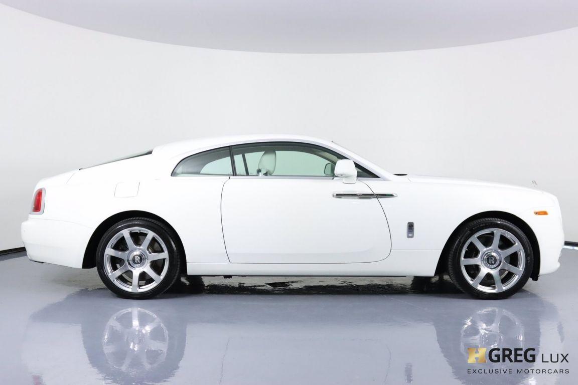 2016 Rolls Royce Wraith  #11