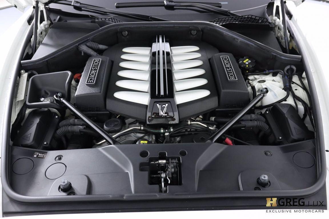 2016 Rolls Royce Wraith  #62