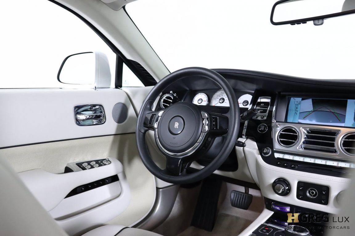 2016 Rolls Royce Wraith  #51