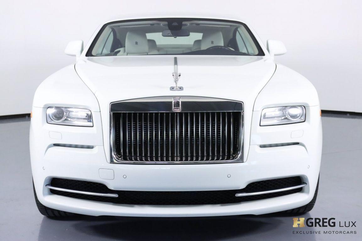 2016 Rolls Royce Wraith  #3