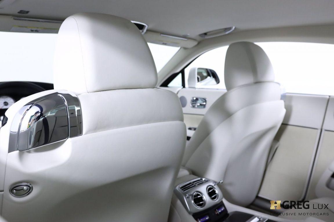 2016 Rolls Royce Wraith  #57