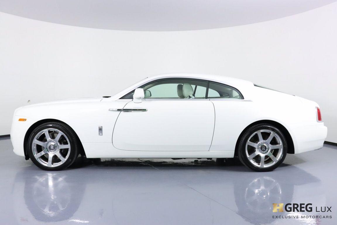2016 Rolls Royce Wraith  #23
