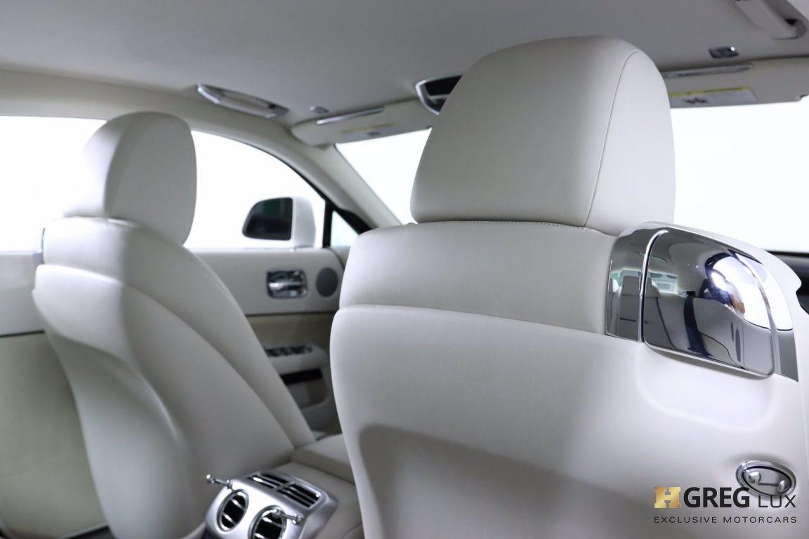 2016 Rolls Royce Wraith  #58