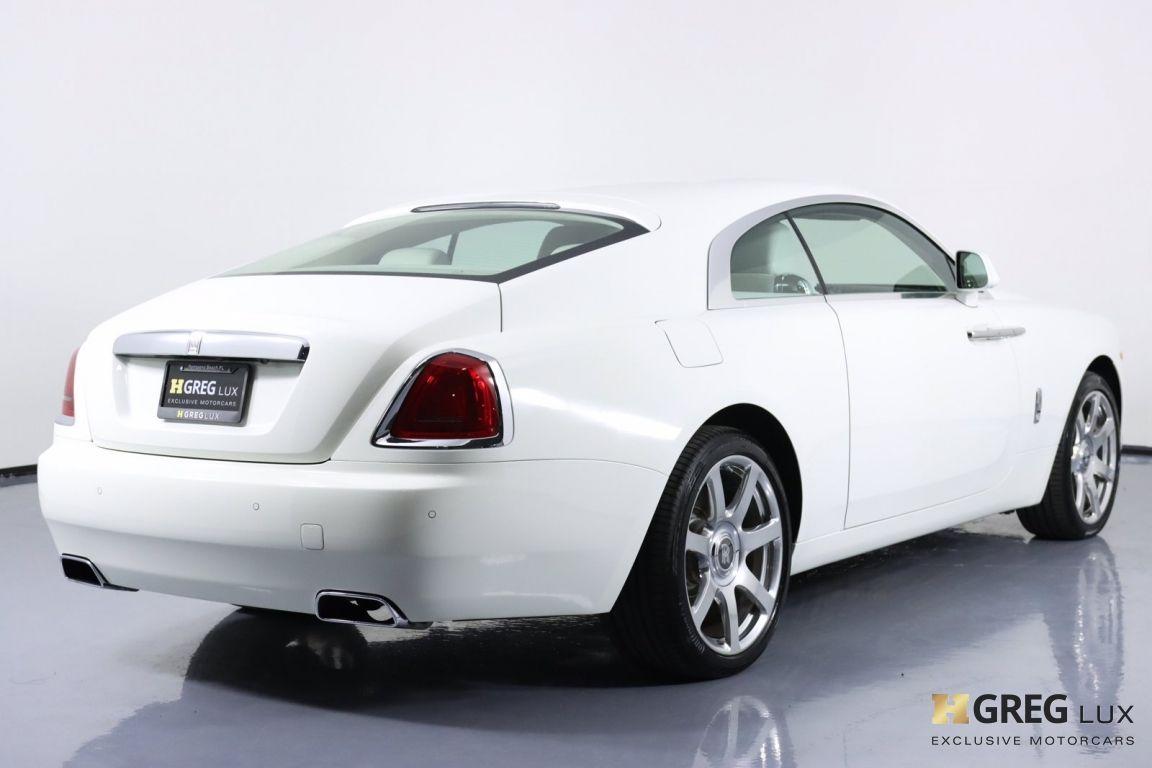 2016 Rolls Royce Wraith  #17