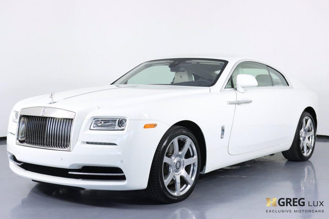 2016 Rolls Royce Wraith  #29