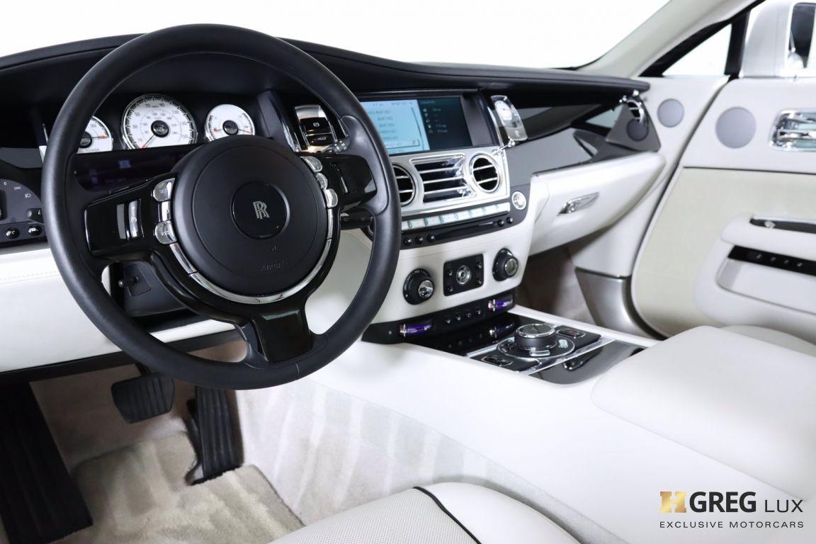 2016 Rolls Royce Wraith  #1