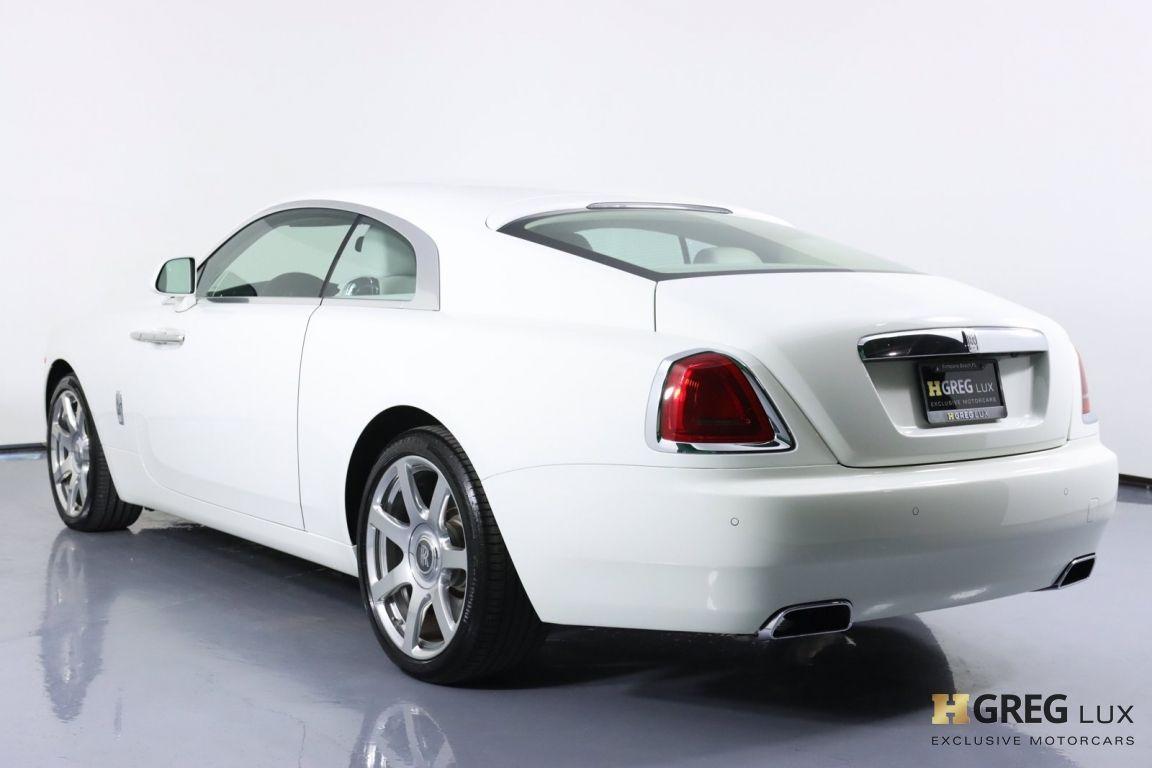 2016 Rolls Royce Wraith  #22
