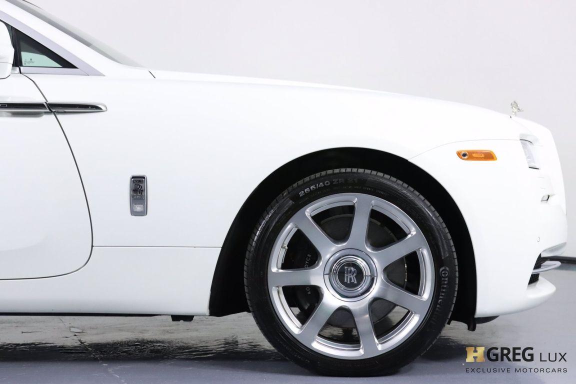 2016 Rolls Royce Wraith  #12