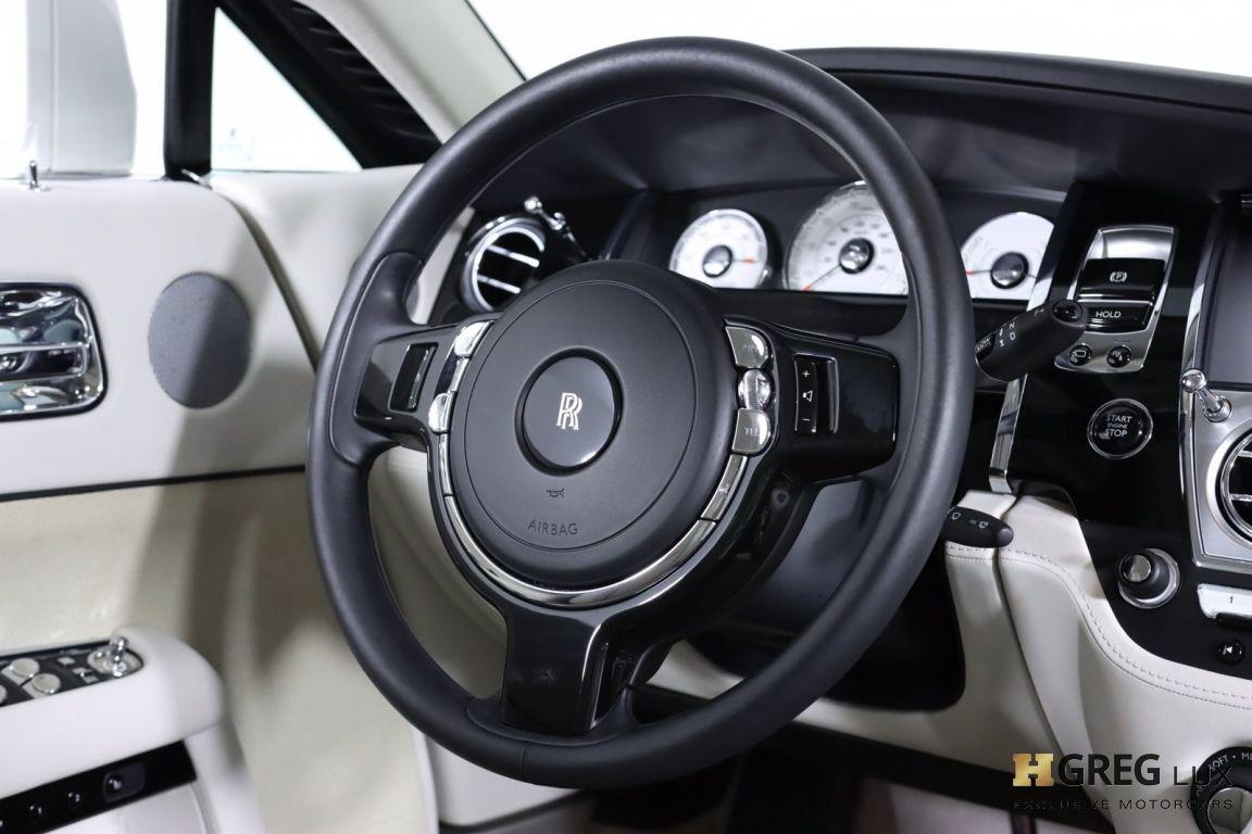 2016 Rolls Royce Wraith  #52