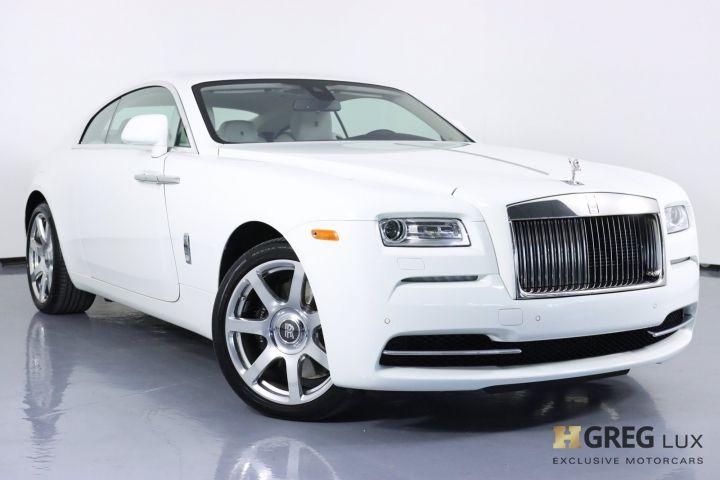 2016 Rolls Royce Wraith  #0