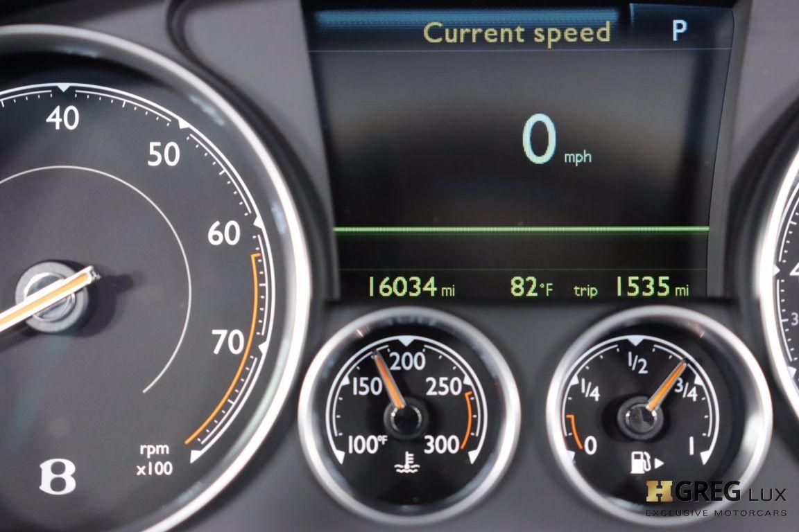 2016 Bentley Continental GT V8 S #45