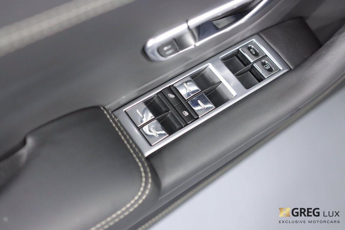 2016 Bentley Continental GT V8 S #37