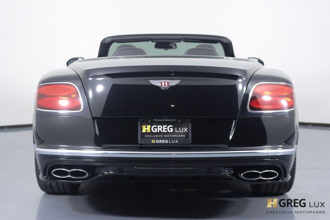 2016 Bentley Continental GT V8 S #17