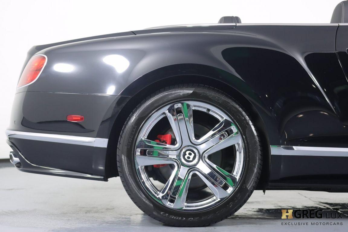2016 Bentley Continental GT V8 S #14