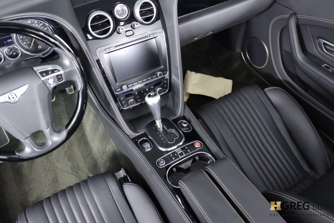 2016 Bentley Continental GT V8 S #39