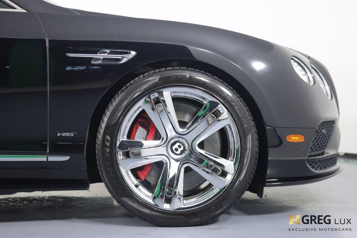 2016 Bentley Continental GT V8 S #12