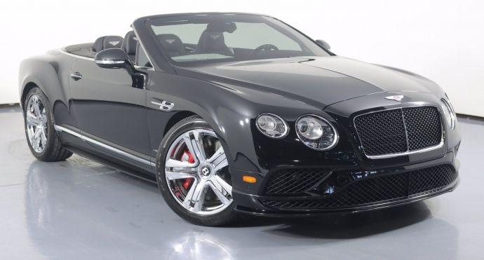 2016 Bentley Continental GT V8 S #0