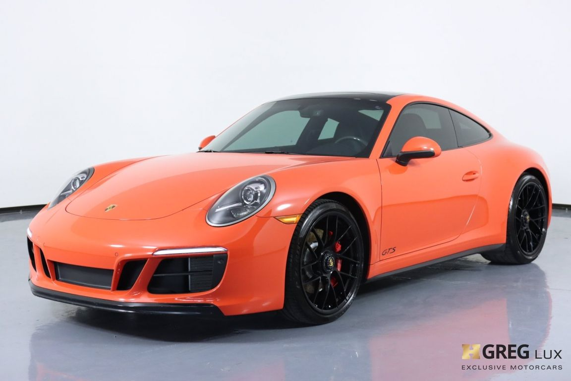 2019 Porsche 911 Carrera GTS #31