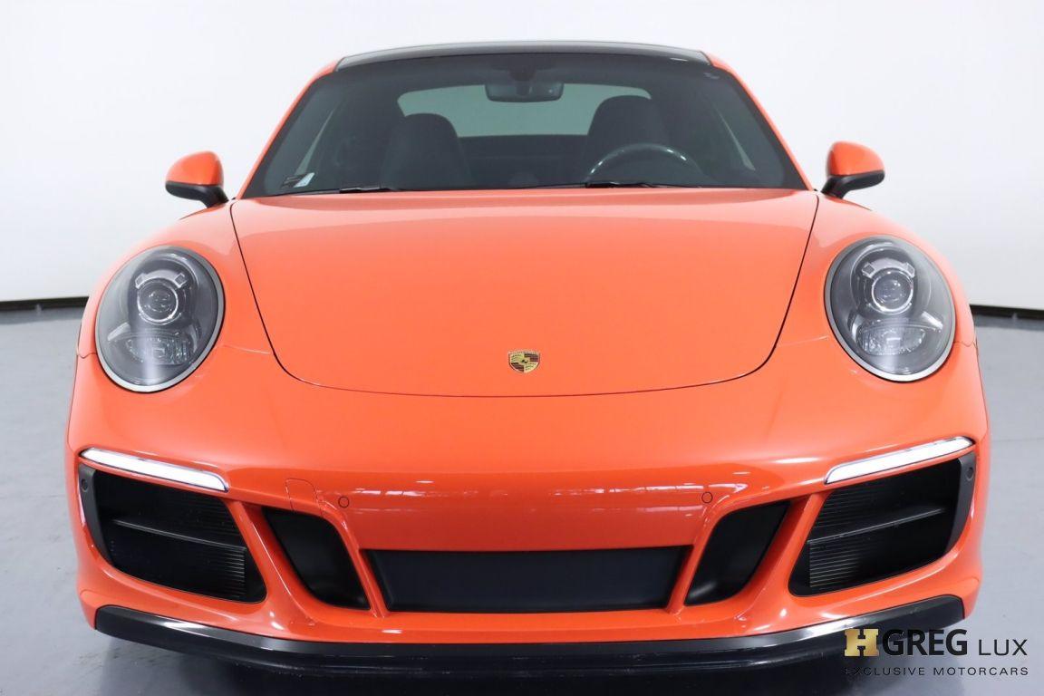 2019 Porsche 911 Carrera GTS #3