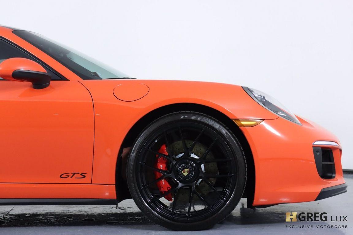 2019 Porsche 911 Carrera GTS #11