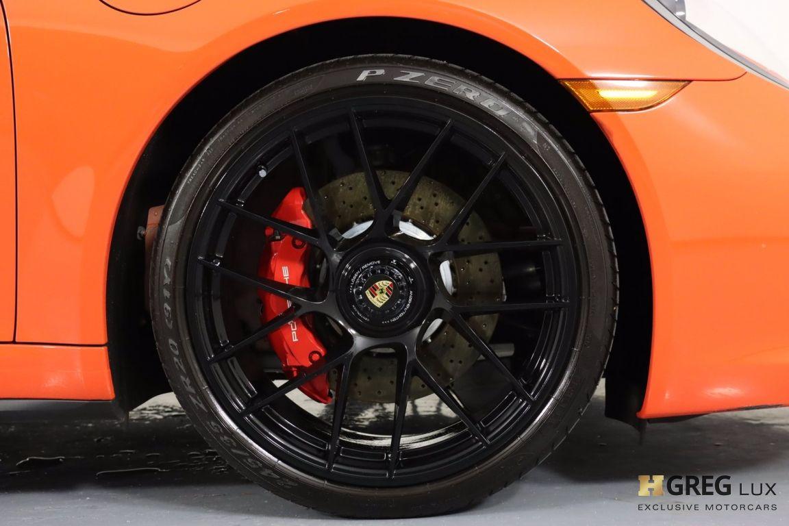 2019 Porsche 911 Carrera GTS #12