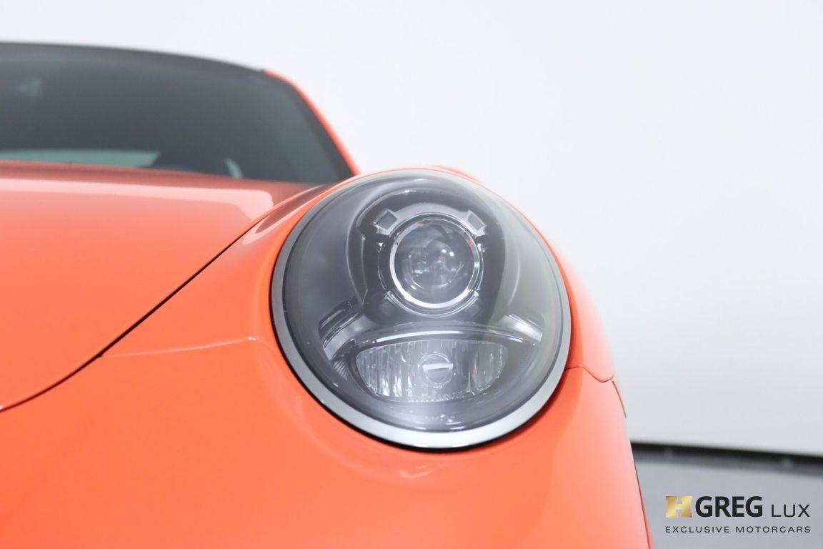 2019 Porsche 911 Carrera GTS #5