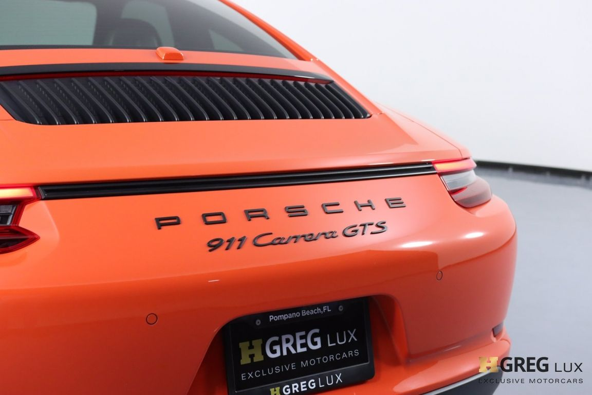 2019 Porsche 911 Carrera GTS #21