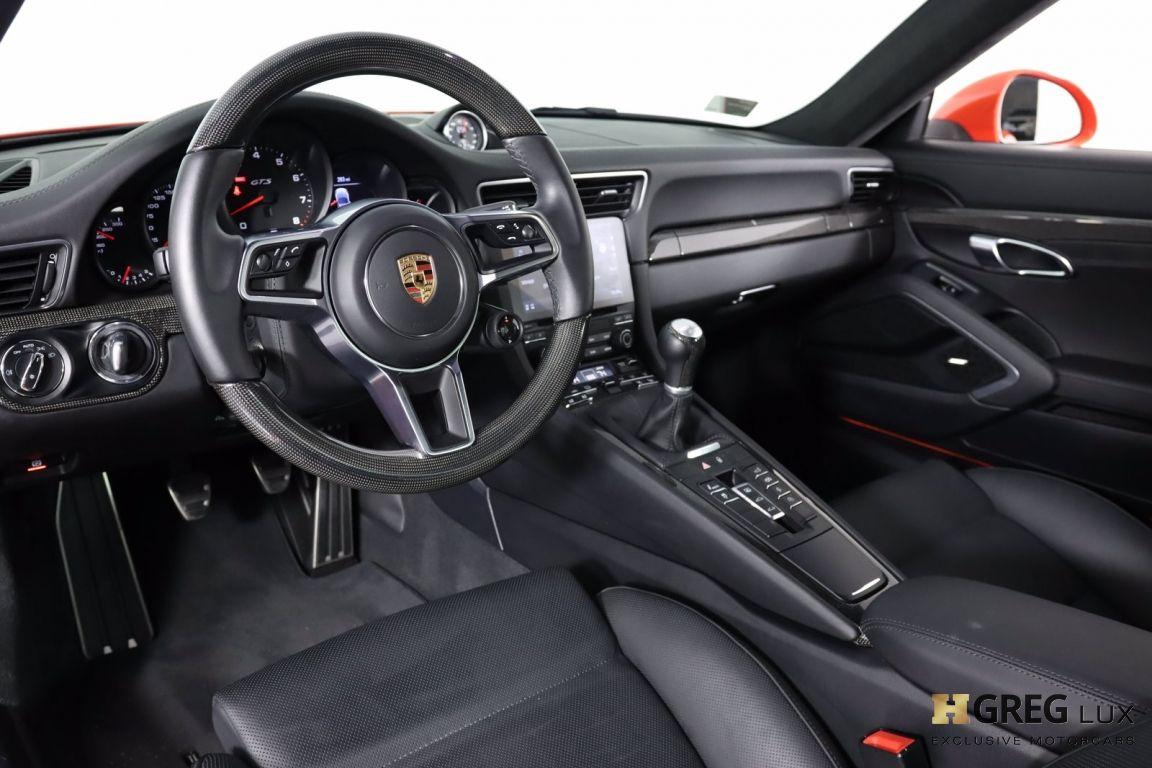 2019 Porsche 911 Carrera GTS #1