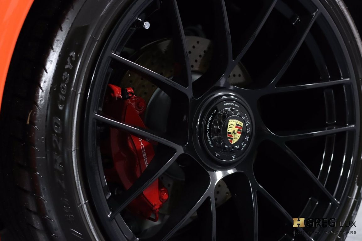 2019 Porsche 911 Carrera GTS #29