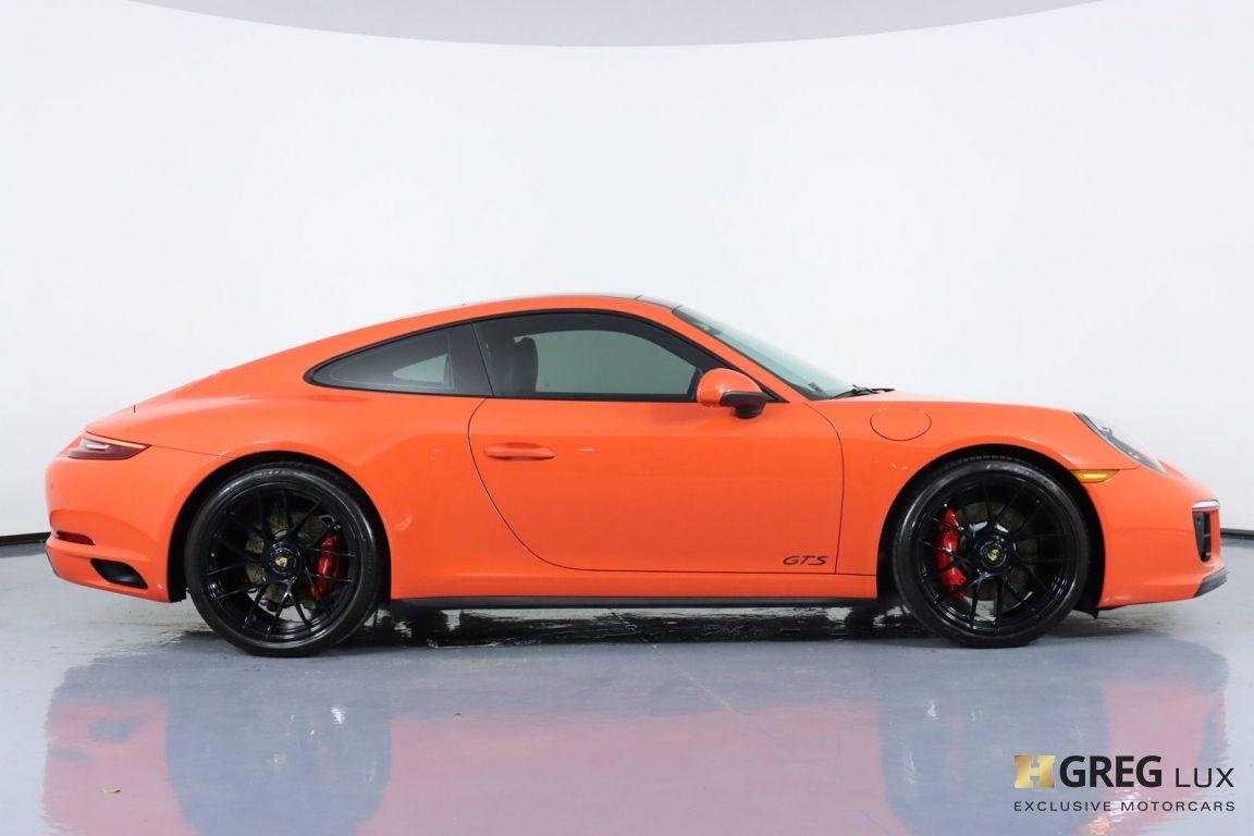 2019 Porsche 911 Carrera GTS #10