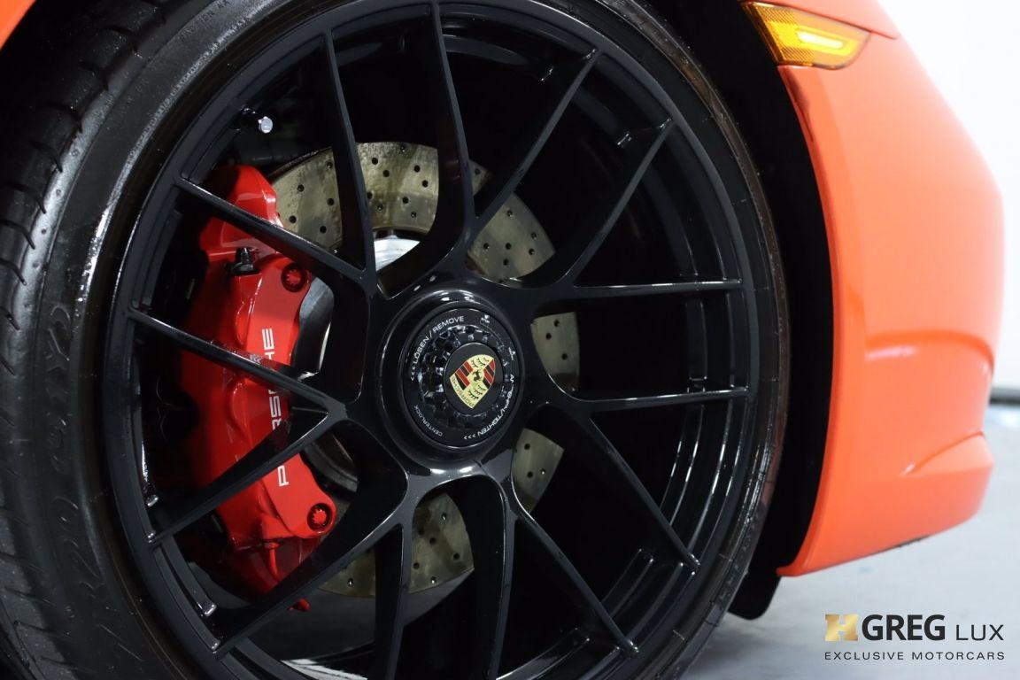 2019 Porsche 911 Carrera GTS #13