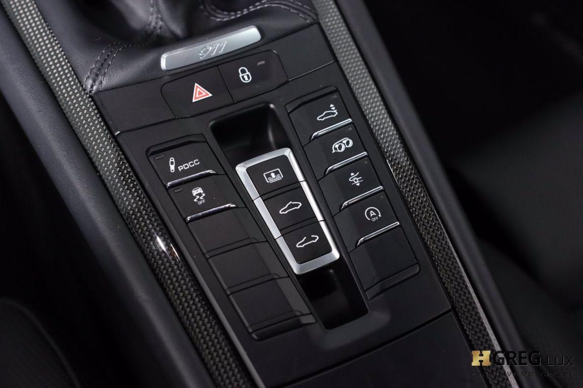 2019 Porsche 911 Carrera GTS #53