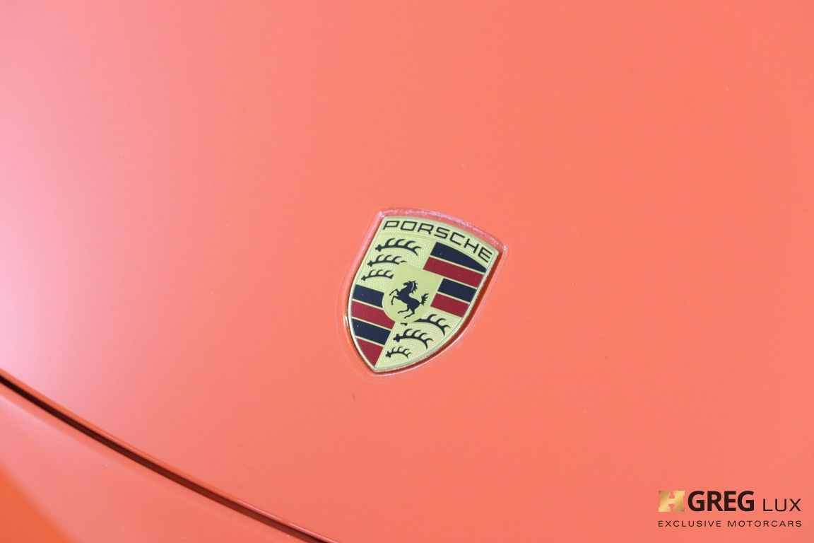 2019 Porsche 911 Carrera GTS #6