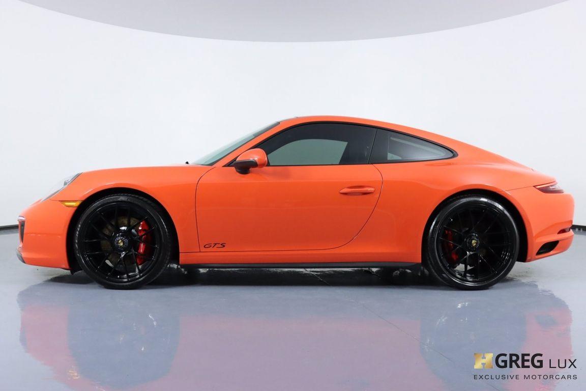 2019 Porsche 911 Carrera GTS #23