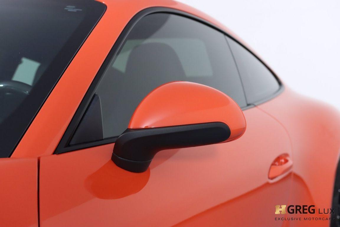 2019 Porsche 911 Carrera GTS #8