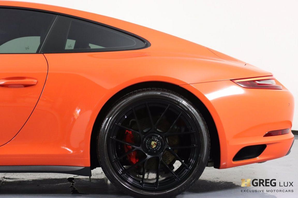 2019 Porsche 911 Carrera GTS #27