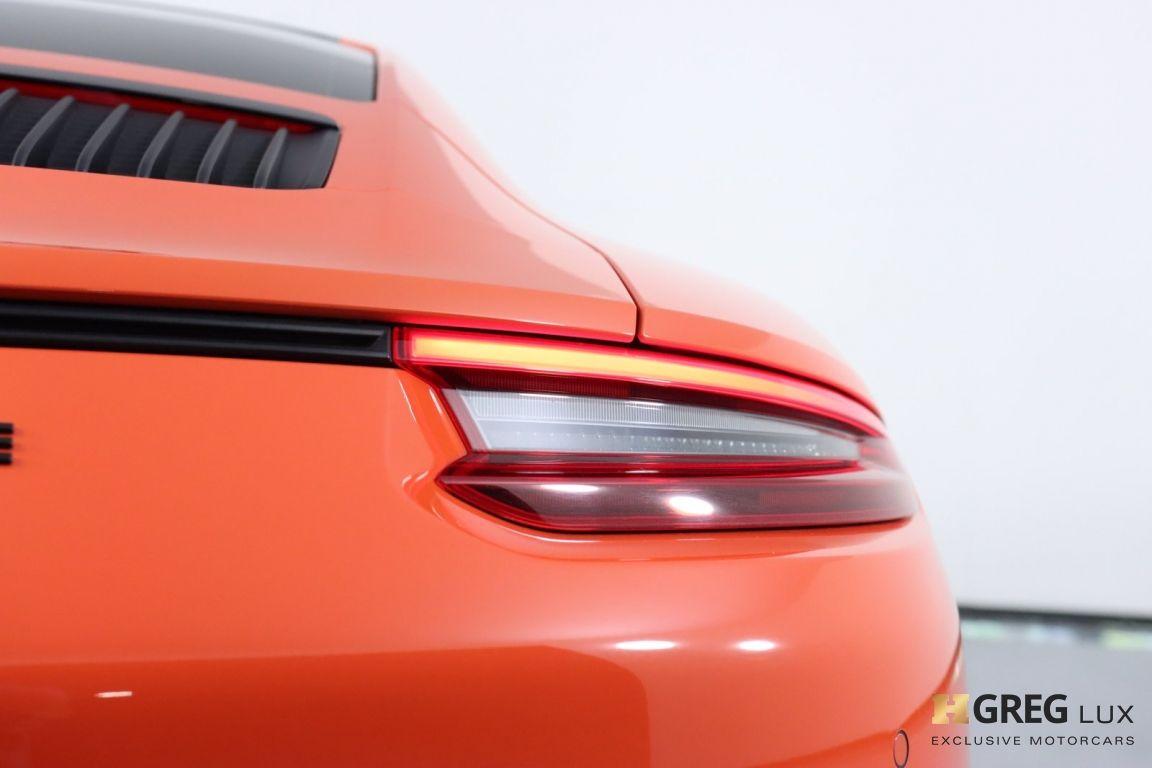 2019 Porsche 911 Carrera GTS #20