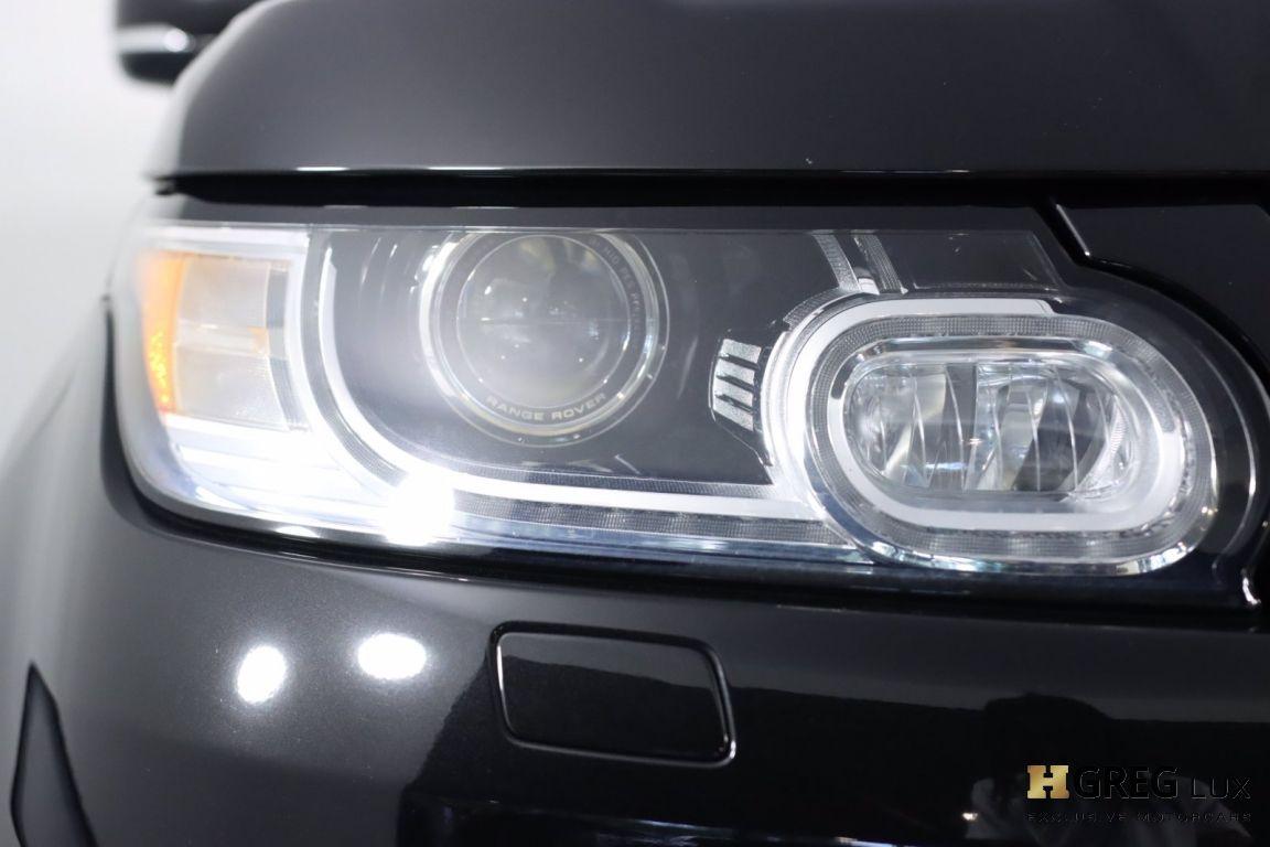 2017 Land Rover Range Rover Sport HSE #5