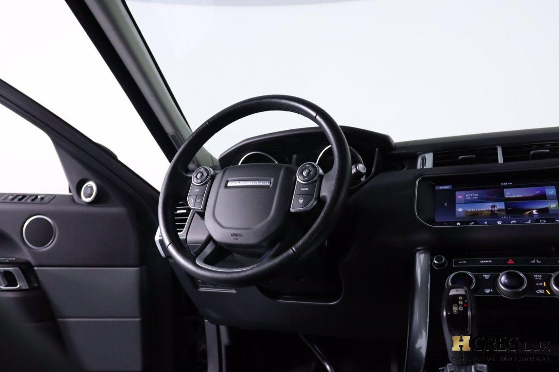 2017 Land Rover Range Rover Sport HSE #46