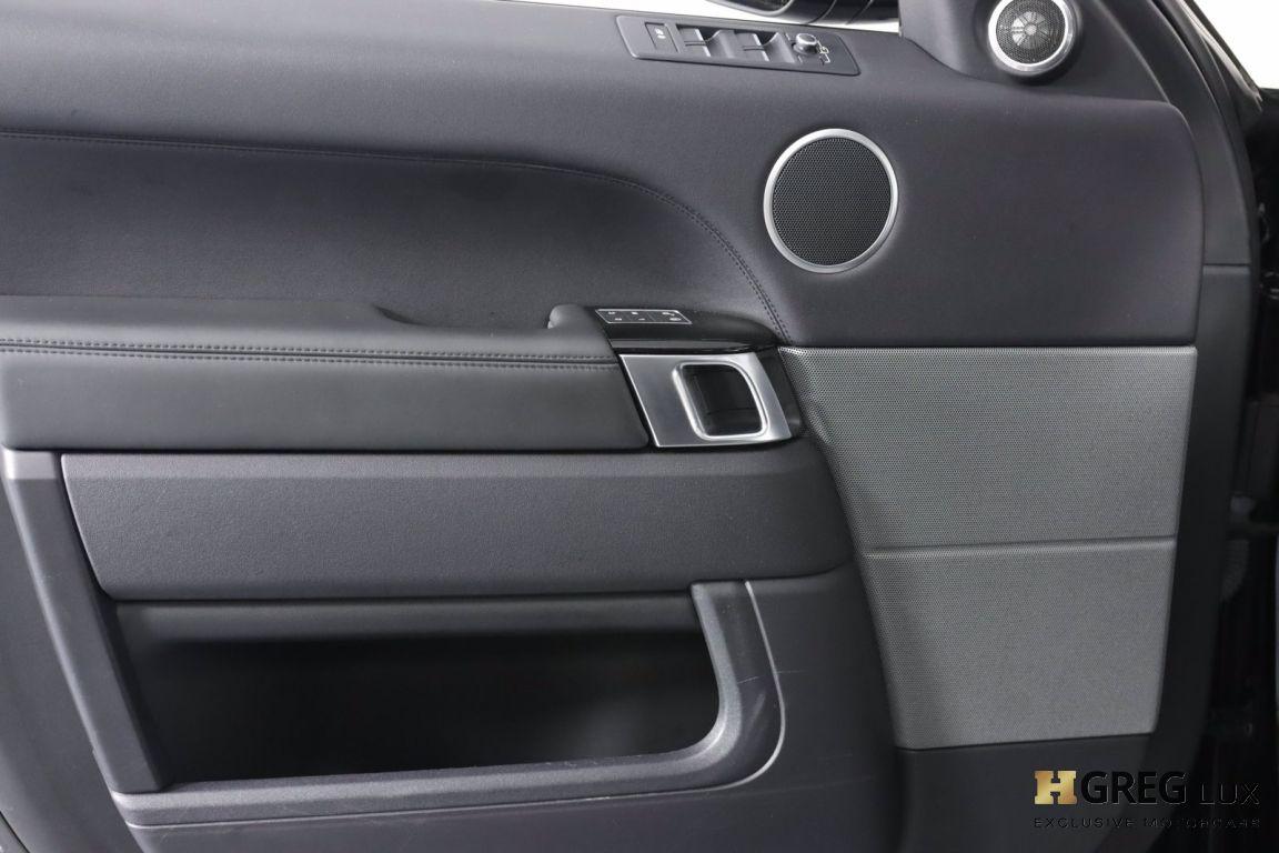 2017 Land Rover Range Rover Sport HSE #35