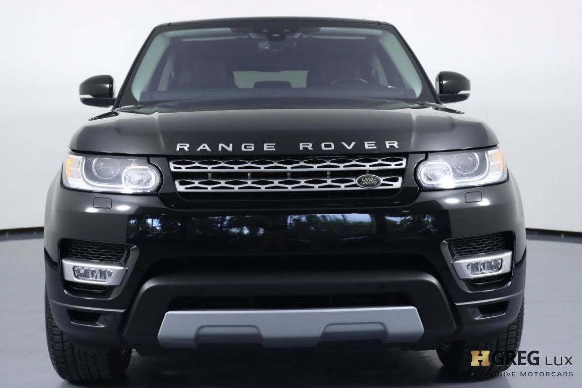 2017 Land Rover Range Rover Sport HSE #4